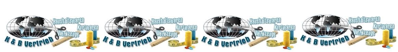 K & B Haushaltswaren-Logo