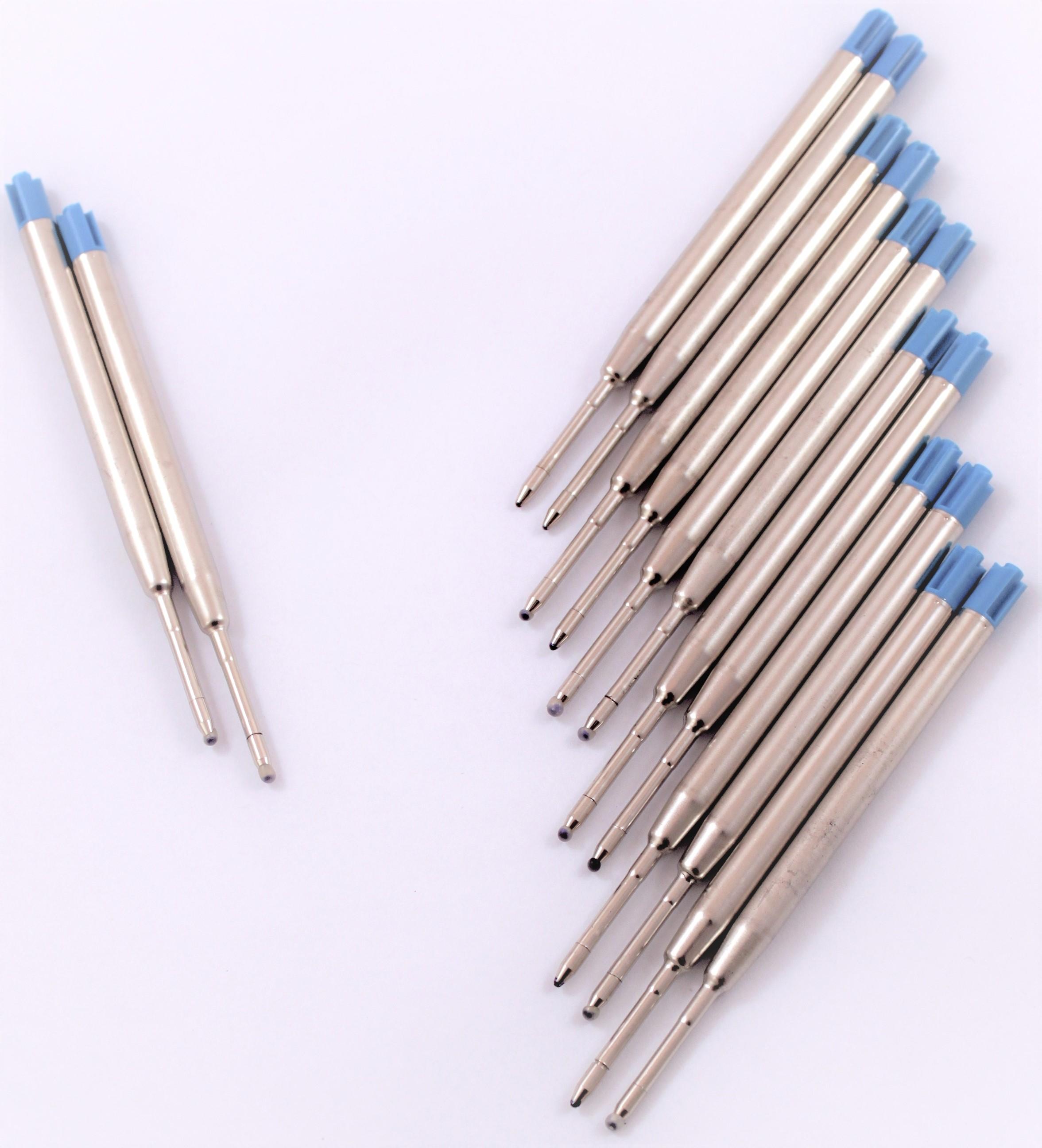 Kuliminen Mine Kugelschreibermine Minen blau Ersatzminen Kuli